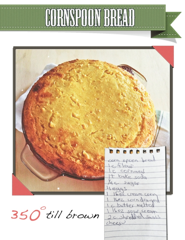 cornspoon bread